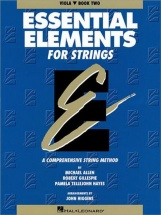 Essential Elements For Strings Book 2 - Viola (alto)