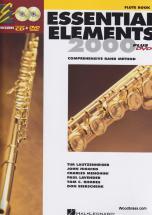Essential Elements 2000 Livre 1 - Flute