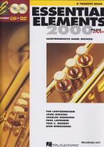 Essential Elements 2000 Livre 1 - Trompette