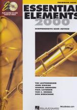 Essential Elements 2000 Livre 1 - Trombone