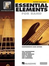 Essential Elements 2000 Livre 1 - Guitare Basse