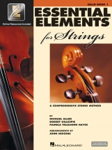 Essential Elements 2000 For Strings Book 1 - Cello