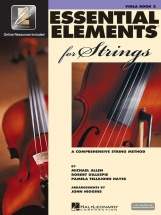 Essential Elements 2000 For Strings Book 2 - Viola (alto)
