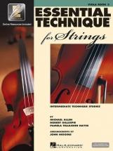 Essential Technique 2000 For Strings - Viola (alto)