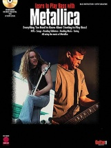 Charupakorn Joe - Learn To Play The Bass With Metallica - Bass Guitar
