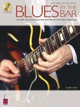 Chris Hunt Blues By The Bar + Cd - Guitar