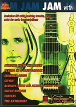Jam With Joe Satriani + Cd - Guitar Tab