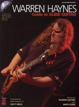 Warren Haynes Guide To The Slide Guitar + Cd - Guitar