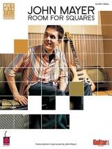 John Mayer Room For Squares - Guitar Tab