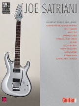 Joe Satriani Anthology Tab - Guitar Tab