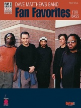 Dave Matthews Band Fan Favourites For Bass B - Bass Guitar Tab