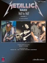 Hoffman Steven - Metallica - Pt. 2 - Bass Riff By Riff - Bass Guitar Tab