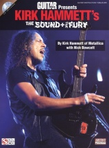 Guitar World Presents Hammett Kirk The Sound And Fury + Cd - Guitar Tab