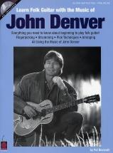 Learn Folk Guitar With The Music Of John Denver + Cd - Guitar Tab