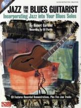 Robert Garland Jazz For The Blues Guitarist + Cd - Guitar Tab