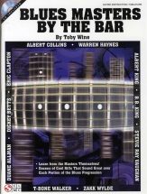 Toby Wine Blues Masters By The Bar + Cd - Guitar