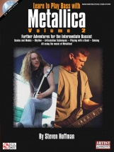Learn To Play Bass With Metallica Volume 2 - Guitar Tab