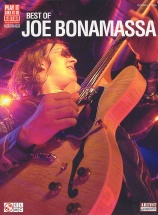 Bonamassa Joe Best Of Guitar - Guitar Tab