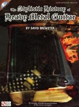 Stylistic History Of Heavy Metal Guitar + Cd - Metal