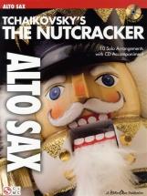 Tchaikovsky -the Nutcracker + Cd - Alto Saxophone