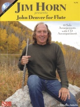 Jim Horn Presents John Denver + Cd - Flute