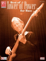The Best Of Tower Of Power For Bass - Bass Guitar