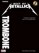 Best Of Metallica + Cd - Trombone