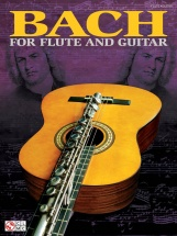 J.s. Bach Bach For Flute And Guitar - Guitar Tab