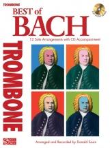 Best Of Bach Solos + Cd - Trombone