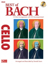 Best Of Bach + Cd - Cello