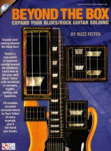 Beyond The Box Expand Your Blues Rock Guitar Soloing + Cd - Guitar