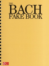 Bach Js - The Bach Fake Book Melody Lyrics Chords - All Instruments