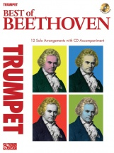 Instrumental Play-along Best Of Beethoven - Trumpet