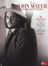Mayer John - Best Of For Easy - Piano Solo