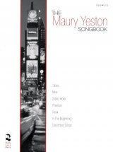 The Maury Yeston Songbook - Pvg