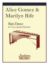 Gomez Alice and Rife Marilyn - Rain Dance - Marimba
