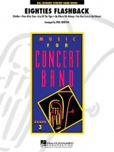 Eighties Flashback -  Concert Band Series - Score and Parts