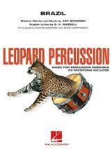 Barroso Ary - Brazil + Cd - Percussion Ensemble