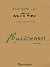 Handel G.f. - Suite From Water Music - Score and Parts