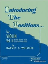Whistler H. - Introducing The Position Vol. 2 - Violon