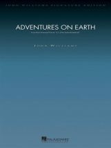 Williams J. - Adventures On Earth - Conducteur Et Parties