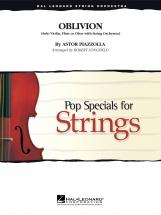 Piazzolla Astor - Oblivion (arr. Robert Longfield) - Score and Parts