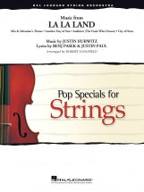 Music From La La Land (arr. Robert Longfield) - Score and Parts