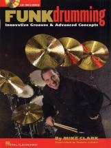Mike Clark Funk Drumming Drums + Cd - Drums