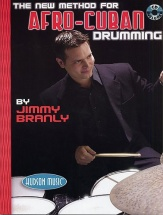 Jimmy Branly The New Method For Afro-cuban Drummnig Drums + Cd - Drums