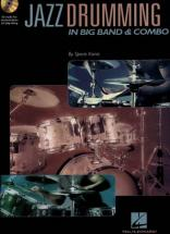 Karas Seprie - Jazz Drumming In Big Band & Combo + Cd - Batterie