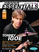 Tommy Igoe Groove Essentials Volume 1 The Play-along Drums + Cd - Drums
