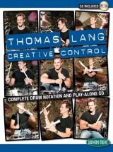 Lang Thomas - Thomas Lang - Creative Control + Cd - Percussion