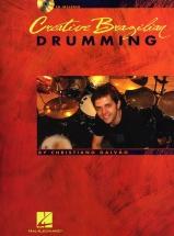 Creative Brazilian Drumming Drums + Cd - Drums