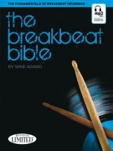 Michael Adamo The Breakbeat Bible Drums Book - Drums
